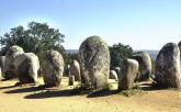 Kamenný kruh pri meste Évora
