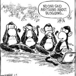 O blogovaní zmienka nebola...