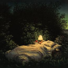 Jacek Yerka: Sen nocy letniej