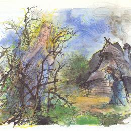Igor Rumanský: Slnovratka, ilustrácia