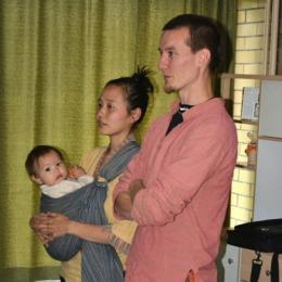 Ondra, Fukiko a ich malý člen rodiny